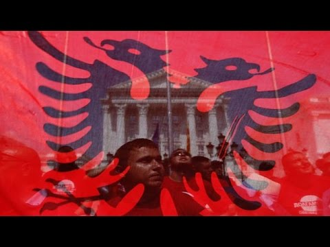 Balkans tension: 20 years after Dayton accords ethnic divisions still run deep - the network