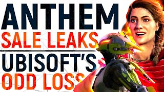&#39Leak Reports Anthem Sold 40 LESS &amp Has F2P Plan, How Ubisoft Are KILLING It &amp MS ...