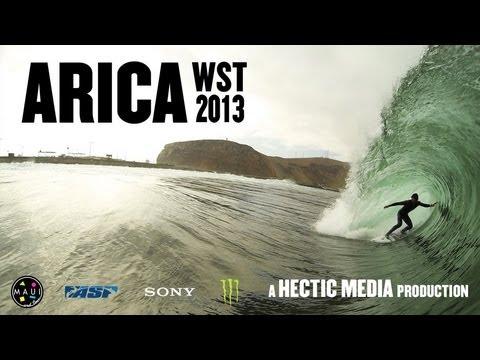 El gringo - Arica WST 2013