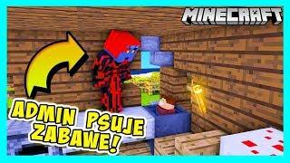 Hide and Seek - ADMIN PSUJE ZABAWĘ!!! /w BoBiX   Minecraft Vertez