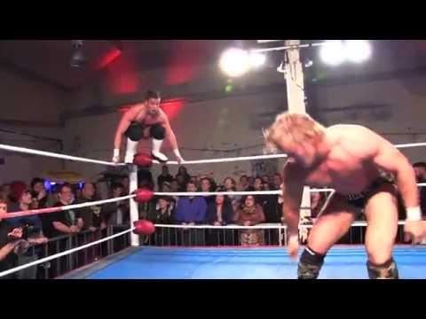 WRESTLECLASH MATCH: Damian Slater vs. Mikey Broderick
