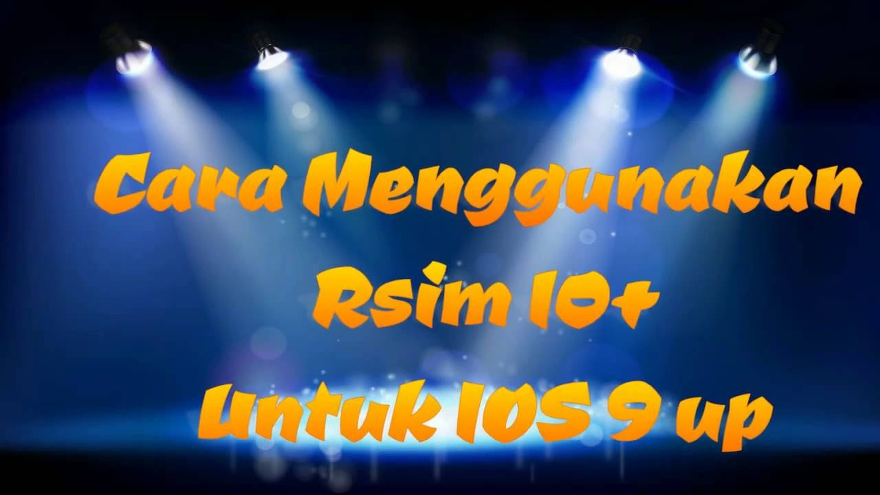 R Sim 9 Pro Untuk Unlock Apple Iphone 55c5s4s Ios 7x 82 Goguo V20 4s 5 5s 5se 5c 6 6s Se 7 8 10 11 12 13 14 15 X Plus Rsim Heicard Xsim Lock Carrier Tipscara Menggunakan Gosibdihitalcom