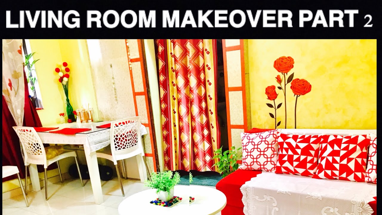 Small Indian Living Room Decorationg Ideas | DIY | Cheap ...