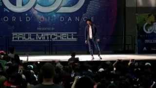 BBOY Cloud @ World of Dance LA 2012