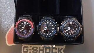 GULFMASTER wyjątkowa linia zegarków Casio G-Shock by Matej