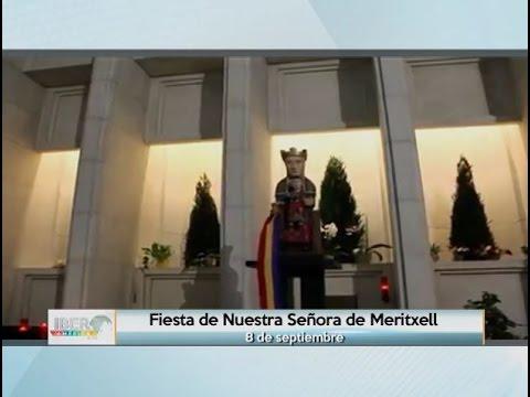 08/09/16 Virgen de Meritxell, patrona de Andorra