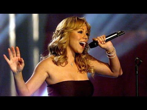 Mariah Carey - Never Too Far / Hero Medley (Live Germany 2001)
