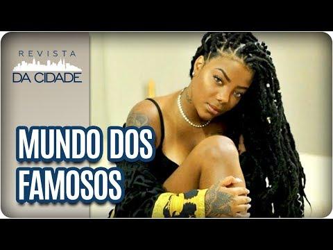 Ludmilla Dá Susto Após Ser Internada + Saúde De Mamma Bruschetta - Revista Da Cidade (11/04/18)