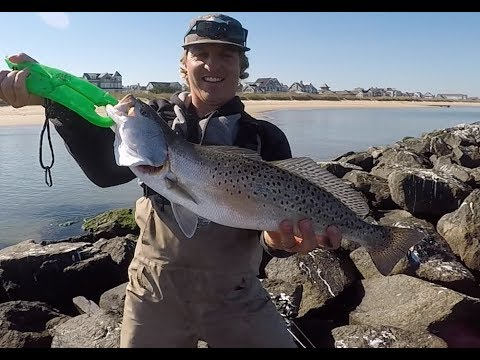 HOW TO CATCH SPECKLED TROUT - FULL TUTORIAL And FISHING TIPS