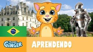 Talking Ginger Explora Castelos e Palácios