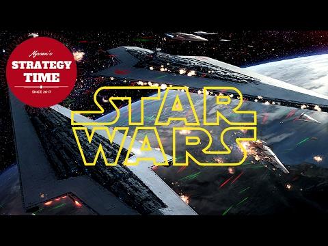 Stellaris Star Wars. #13. Final Blow for Our Enemies!!!!