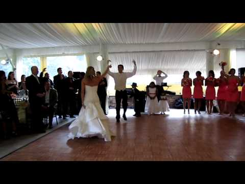 Andrew & Kellys First Dance  Dirty Bit Time of My Life Remix