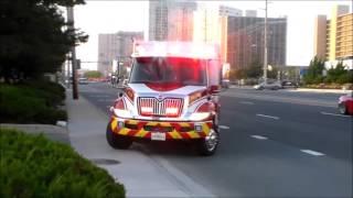Fire Trucks & Ambulances Responding 2015 Teaser