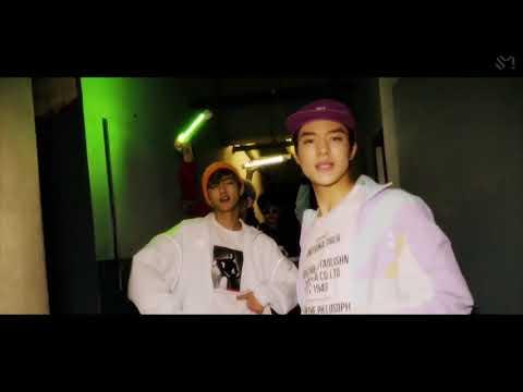 jaemin, jeno & mark's rap in go (+haechan's high note)