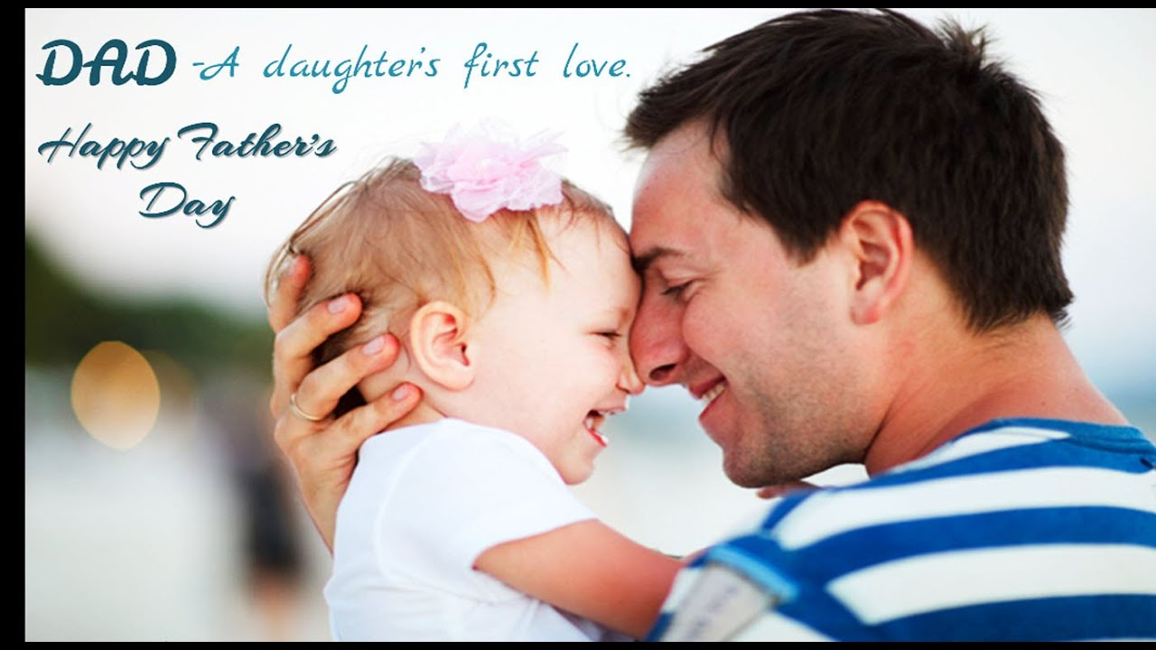 father and daughter relationship images with messages