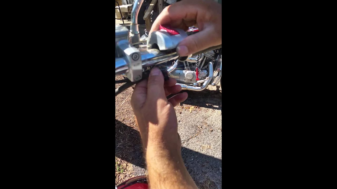 Srmc How To Repair A Faulty Starter Switch Youtube 2002 Honda Shadow 1100 Wiring Diagram
