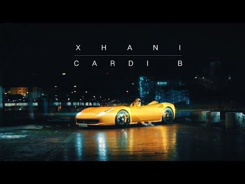 XHANI - Cardi B prod. by AlexSayBeats (Official Video)