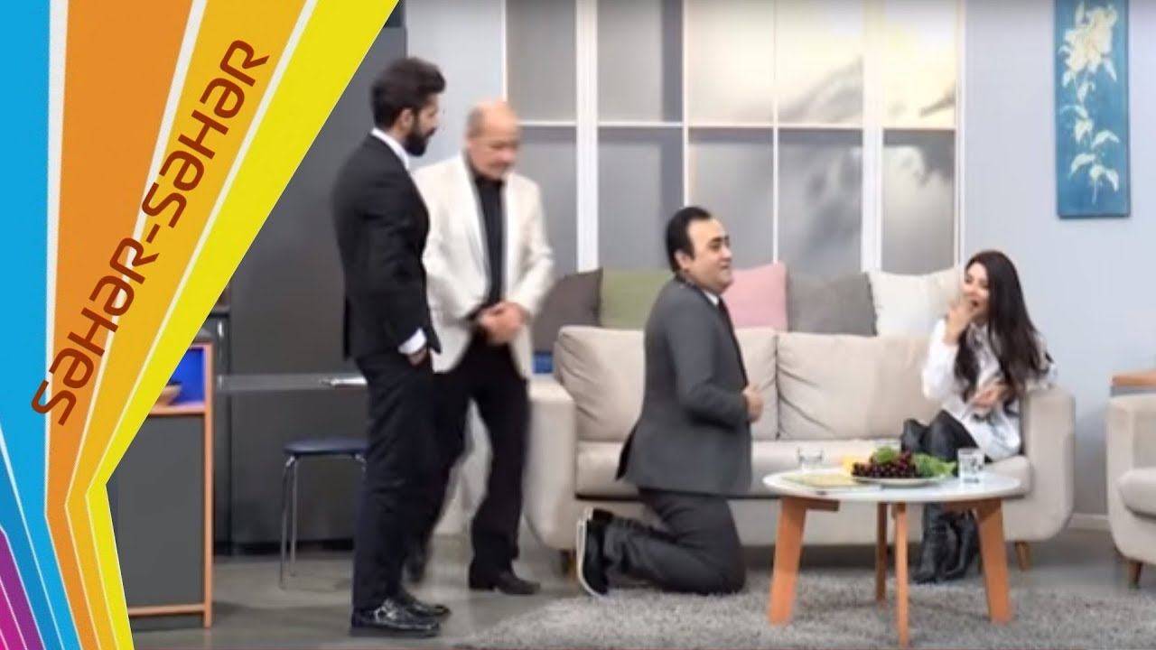 Elgizden Aysele sevgi etirafi: SENİ SEVİREM - Seher-seher - ARB TV