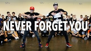 """NEVER FORGET YOU"" - Zara Larsson Dance 