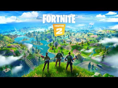 Fortnite Big Bang-ed into a new chapter