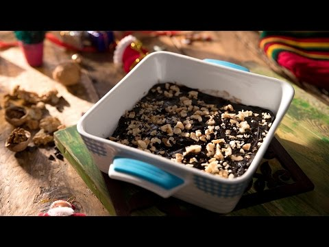 Download Youtube: Chocolate Walnut Fudge Recipe | How to Make Chocolate Walnut Fudge