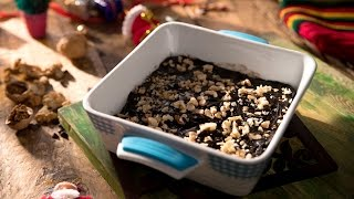 Chocolate Walnut Fudge Recipe | How to Make Chocolate Walnut Fudge
