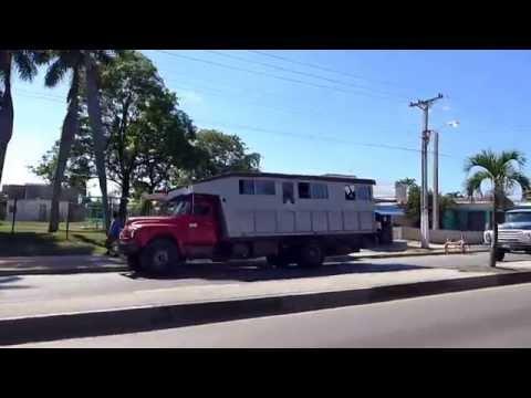 Carretera central  - Camaguey Cuba