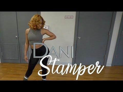 Danielle Stamper - Kiira M. Harper Choreography | Tank - Sexy