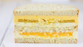 САМЫЙ ВКУСНЫЙ ТОРТ и МОЯ СЕКРЕТНАЯ НАЧИНКА ТОРТА Рецепт крема и рецепт бисквита Как собрать торт