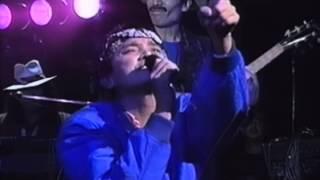ショーケンこと萩原健一の1990年ライブ ROCK CONCERT R「神様お願い」