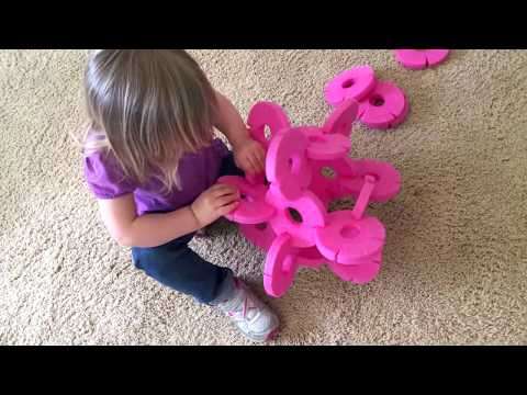 transform-a-pool-noodle-into-interlocking-discs-|-kids-activities