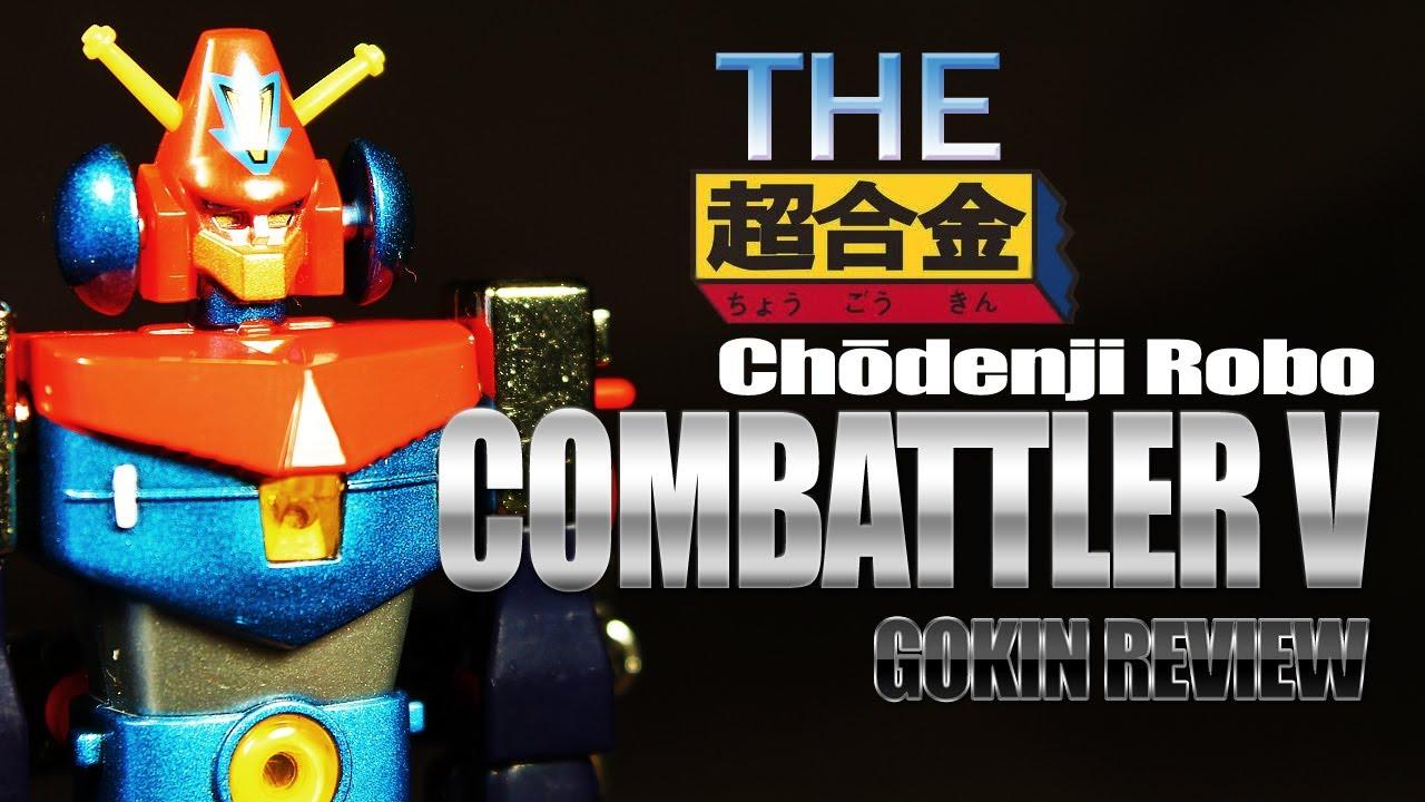 THE Chogokin GT-08 Combattler V