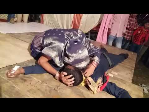Mohan Rathore Gavana ke Doli acting by Romi