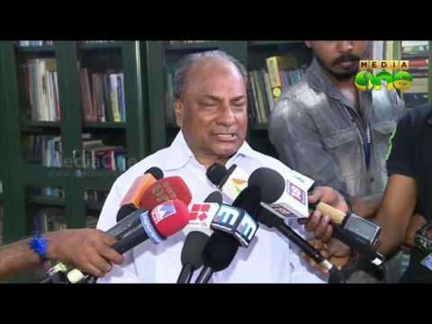 AK Antony fires innuendo against Oommen Chandy