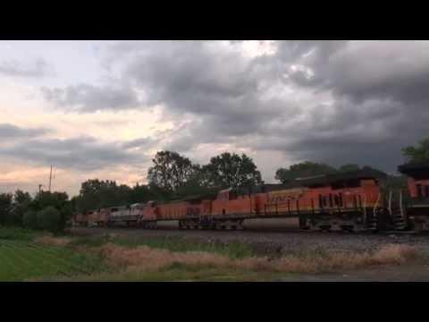 Trains in Northeastern Illinois