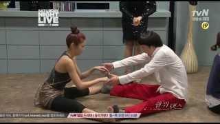 [20121020] Son Dam Bi (손담비) - SNL (5)