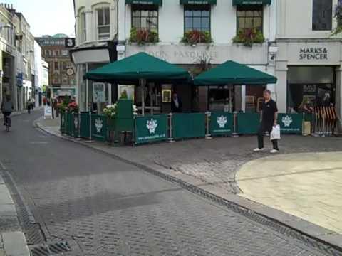 Market Street, Don Pasquale Cambridge