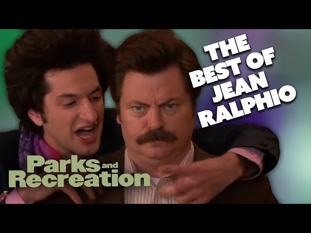 Best of Jean Ralphio   Parks and Recreation   Comedy Bites