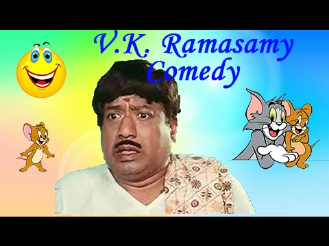 V.K Ramasany Comedy Collection | Tamil Comedy Scenes Latest | Tamil Comedy Movies Full 2015