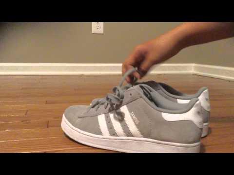 Adidas Campus 2.0 Review Color Grey
