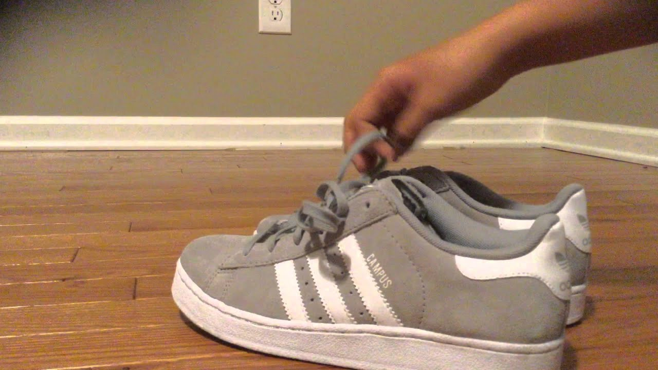 adidas campus 2.0 shoes grey
