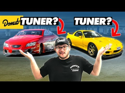 """What Does """"Tuner"""" Actually Mean? 