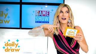 Daily Draw $500 Winner | October 17, 2018 | Game Show Network