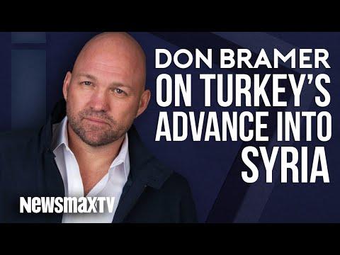 Don Bramer on Turkey's Advance into Syria