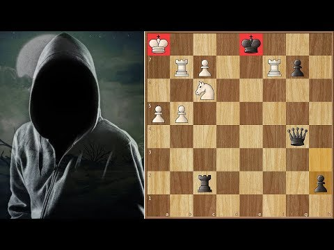 The Invented Immortal | 15 Moves With the King