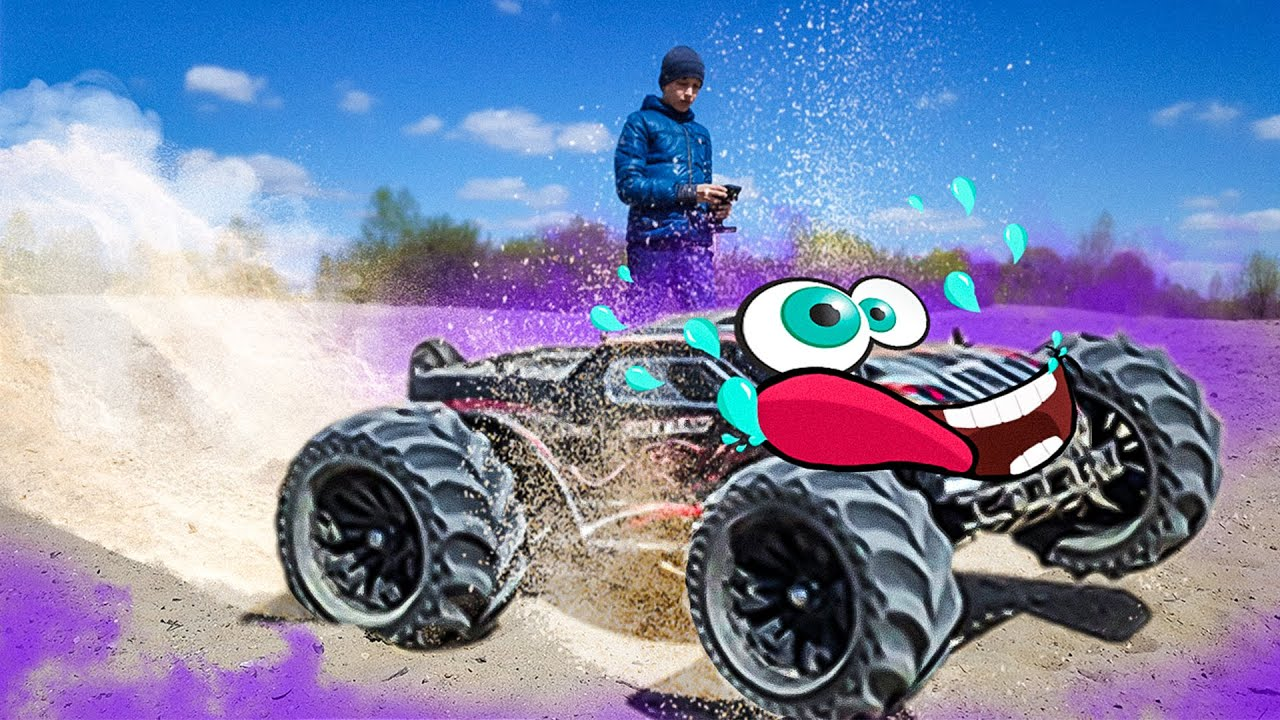 Car Sands Storm Racing, Paddles and MUD - Wilimovich