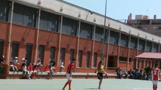 Partido de futbol del Serreria