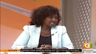 Gladys Boss Shollei: NCPB should pay interest (at bank rate) to farmers if payment is delayed.