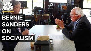 Bernie Sanders On Socialism, Taxes And Criminal CEOs