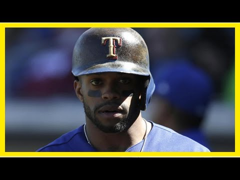 Delino DeShields out 4-6 weeks, so the Rangers need a Plan B in center field